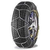 Michelin 92317 Schneekette, M2 Extrem Grip Automatic 62, ABS und ESP kompatibel, TÜV/GS, Ö-Norm, 2 Stück