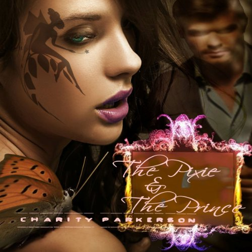 The Pixie & The Prince audiobook cover art