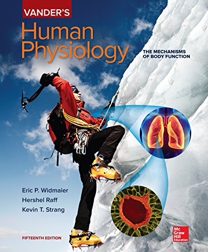 Vander's Human Physiology (English Edition)