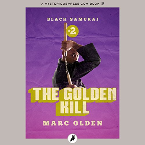 The Golden Kill audiobook cover art