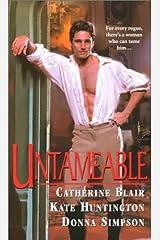 Untameable (Zebra Regency Romance) Mass Market Paperback