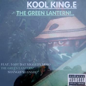 The Green Lantern!