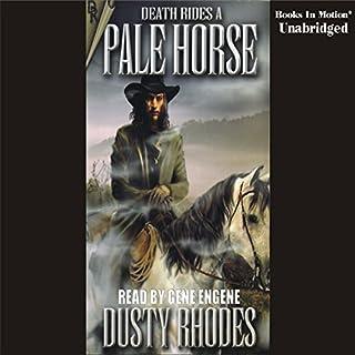 Death Rides a Pale Horse audiobook cover art