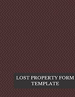 Best lost property form template Reviews