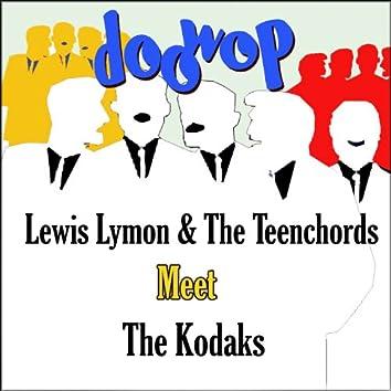 Lewis Lymon & the Teenchords Meet the Kodaks Doo Wop