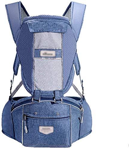 JSDKLO Taburete Multifuncional para Cintura para bebé para Todas Las Estaciones, Ligero y fácil de Llevar