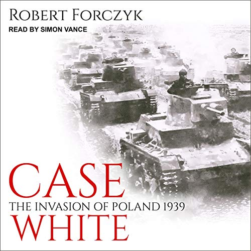 Case White cover art
