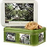 Savannah's Candy Kitchen | Pecan Pralines Historic Savannah Gift Tin