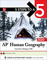 5 Steps to a 5 AP Human Geography 2020