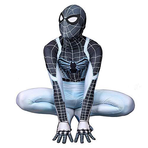 Hcxbb-b Spiderman kostuum- PS4 Super held rol spelen spel Halloween partij camouflage