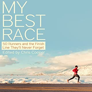 My Best Race audiobook cover art