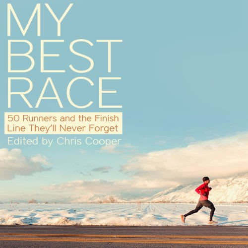 My Best Race audiobook cover art