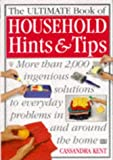 The Ultimate Book Of Household Hints & Tips