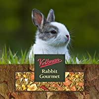 Volkman Seed Small Animal Rabbit Gourmet Pet Healthy Formulated Diet Food 4lbs