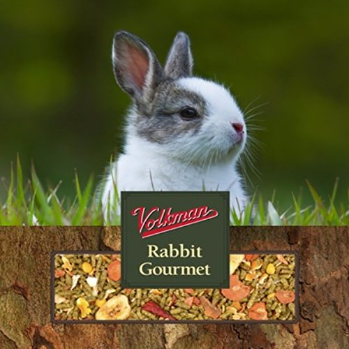 Volkman Seed Rabbit Gourmet Pet Healthy Formulated Diet Food 4 lbs