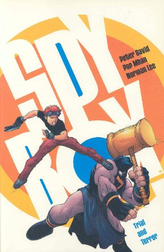 SpyBoy Volume 2: Trial and Terror (Spyboy (Graphic Novels))の詳細を見る