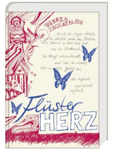 Buchseite und Rezensionen zu 'Flüsterherz' von Debora Zachariasse