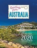 Greetings from Australia 2020 Wall Calendar