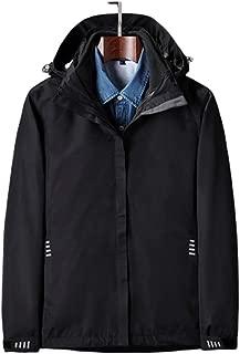 HIOD Women's Waterproof Jacket Functional Coat Windproof Breathable Warm Softshell, Outdoor Sports Equipment