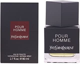 Yves Saint Laurent Ysl Pour Homme Eau de Toilette Vaporizador 80 ml
