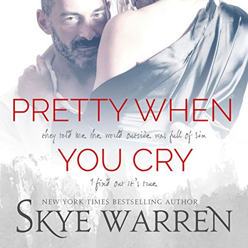 Pretty When You Cry audiobook cover art