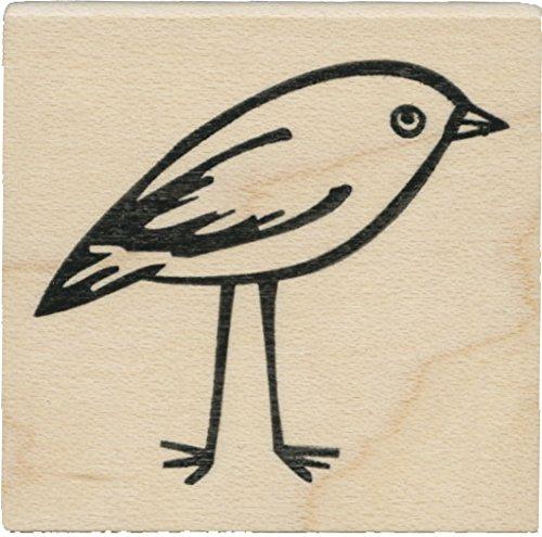Tampon en caoutchouc - Little Bird - Cats Life Press 676 D