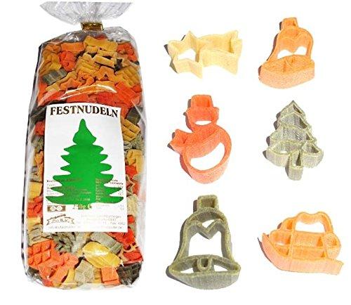 Weihnachts-Nudeln 250g Hartweizengrieß