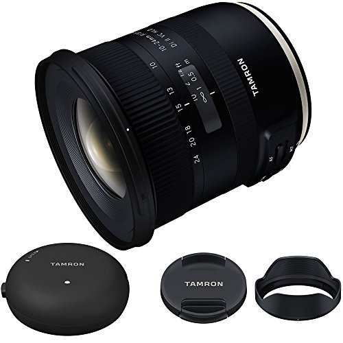 Tamron 10-24mm F/3.5-4.5 Di II VC HLD Lens B023 For Canon (AFB023C-700) with Tamron...