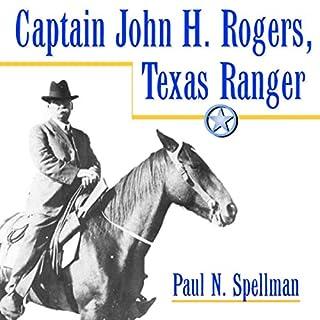 Captain John H. Rogers, Texas Ranger cover art