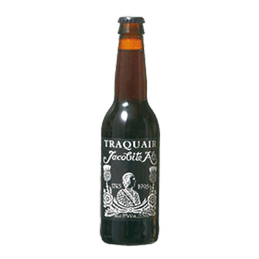 つかの間ショット免疫ジャコバイト エール 8度 330ml 24本セット(1ケース) 瓶 イギリス ビール [並行輸入品]