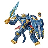 Transformers Bumblebee Cyberverse Adventures Toys Deluxe Class Thunderhowl Action Figure, with...