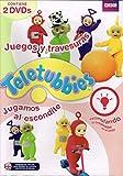 TELETUBBIES, JUEGOS Y TRAVESURAS - JUGAMOS AL ESCONDIE (2 DVD)