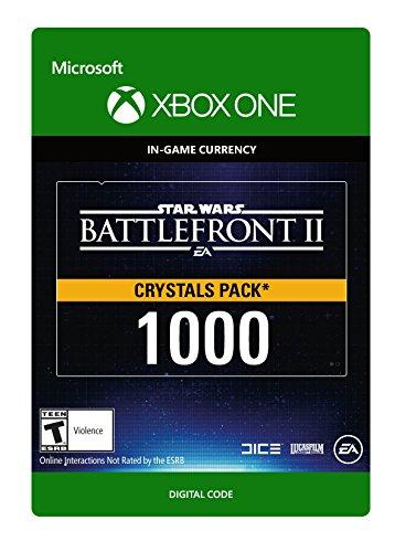 Star Wars Battlefront II 1000 Crystals - Xbox One [Digital Code]