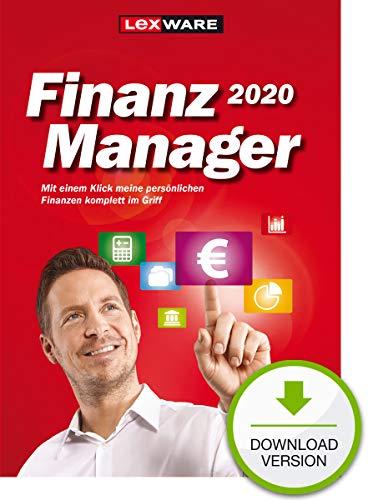 Lexware FinanzManager 2020 Download|Einfache Buchhaltungs-Software für private Finanzen und Wertpapier-Handel