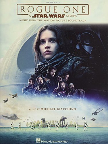 Rogue One: A Star Wars Story - Music From The Motion Picture Soundtrack (Piano Solo): Noten, Sammelband, Klavierpartitur für Klavier