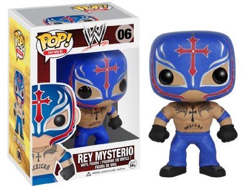Funko POP WWE: Rey Mysterio Action Figure by Funko