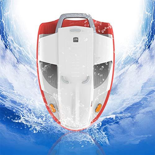 QLPP Elektrischer Wasserscooter, Tauchpropeller mit Berührungsschutz, Not-Aus, 45 Minuten Arbeitszeit, Unterstützung beim Teilen von Bildern mit APP