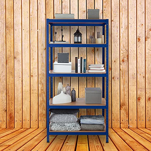 ADHW 2 x Schwerlastregal blau...