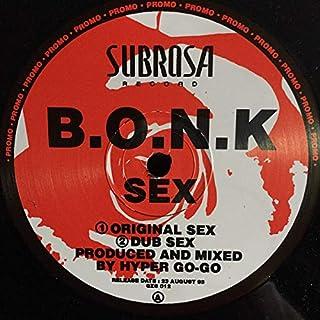 B.O.N.K. - Sex - Subrosa Record - QZS 012