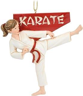 Best Kurt Adler Karate Girl Christmas Ornament Review