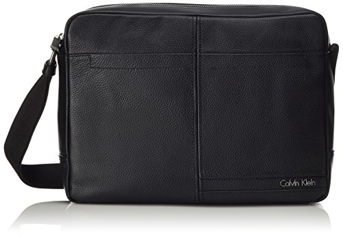 Calvin Klein Chris Messenger Sac bandoulière 38 cm Compartiment Ordinateur Portable
