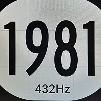 """1981"" 432hz"