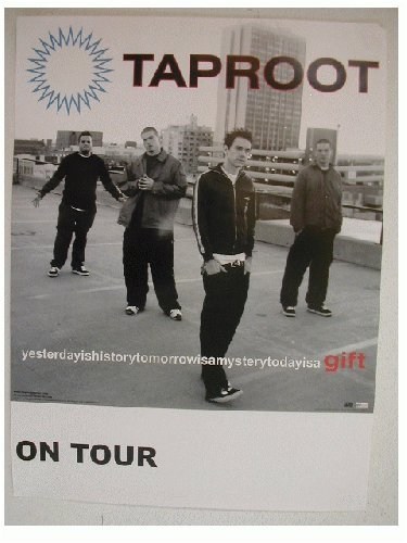 Taproot Promo Poster Tap Root
