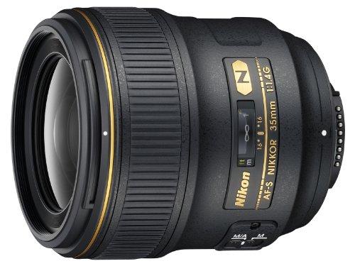 Nikon - Obiettivo AF-S NIKKOR da 35 mm f 1/4 G