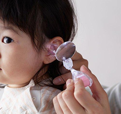旭電機化成『SMILE KIDS 白い光のあかりちゃん耳かき 拡大レンズ付き(AMK-112)』
