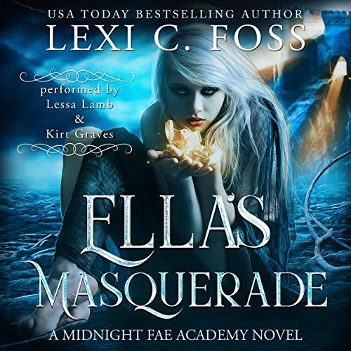 Ella's Masquerade cover art