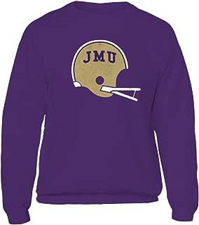 FanPrint James Madison Dukes T-Shirt - Retro Old School JMU