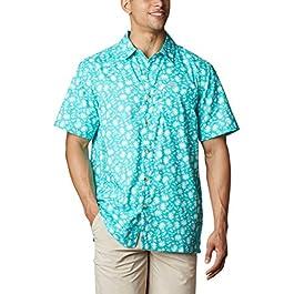 Columbia Men's Super Slack Tide Camp Shirt Super Slack Tide Camp Shirt