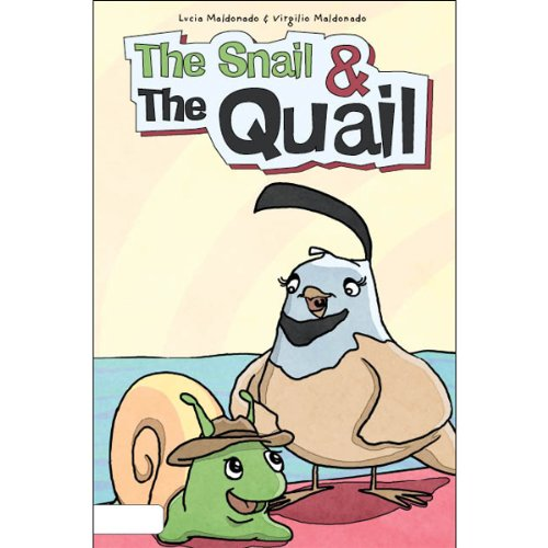 The Snail and the Quail audiobook cover art
