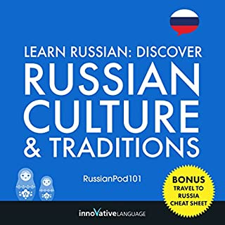 Learn Russian: Discover Russian Culture & Traditions cover art